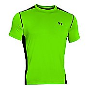 Mens Under Armour Armourvent T Short Sleeve Technical Tops