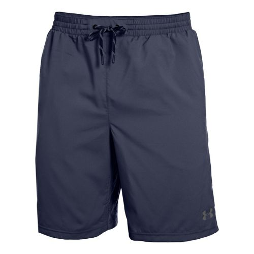 Mens Under Armour Armourvent Unlined Shorts - Midnight Navy XXL