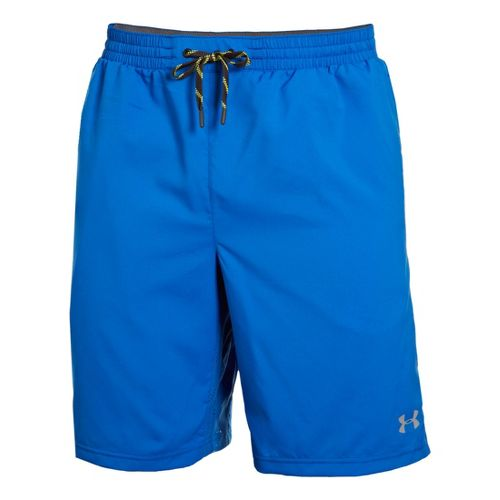 Mens Under Armour Armourvent Unlined Shorts - Superior Blue XL