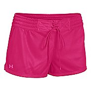 Womens Under Armour UA Upton Mesh Shorty Shorts