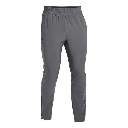 Mens Under Armour X-Alt Woven Tapered Full Length Pants - Graphite MT