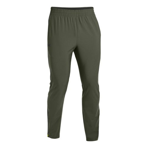Mens Under Armour X-Alt Woven Tapered Full Length Pants - Rough L