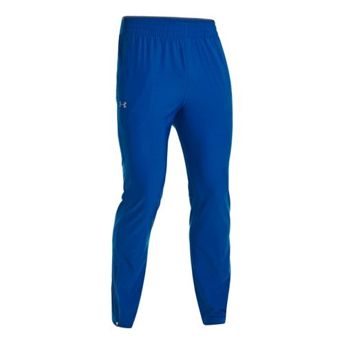 Mens Under Armour X-Alt Woven Tapered Full Length Pants - Superior Blue XXLT