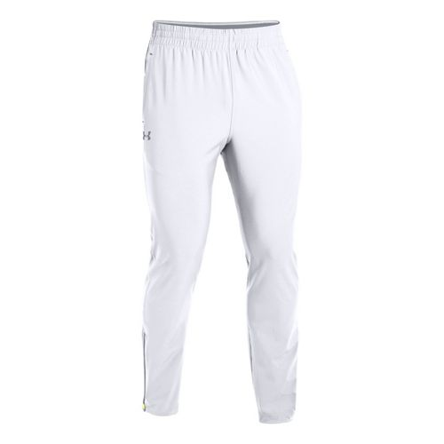 Mens Under Armour X-Alt Woven Tapered Full Length Pants - White L