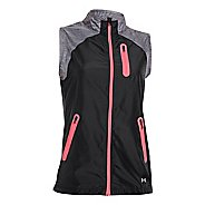 Womens Under Armour UA Qualifier Woven Running Vests