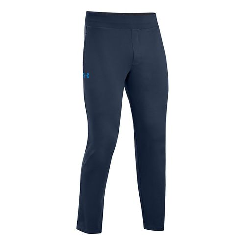 Mens Under Armour X-Alt Knit Full Length Pants - Academy/Electric Blue XL