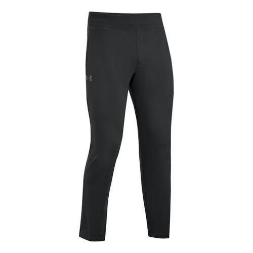 Mens Under Armour X-Alt Knit Full Length Pants - Black LT