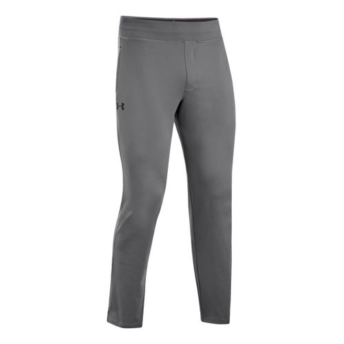 Mens Under Armour X-Alt Knit Full Length Pants - Graphite MT