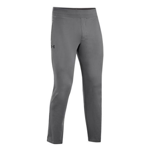 Mens Under Armour X-Alt Knit Full Length Pants - Graphite XXLT