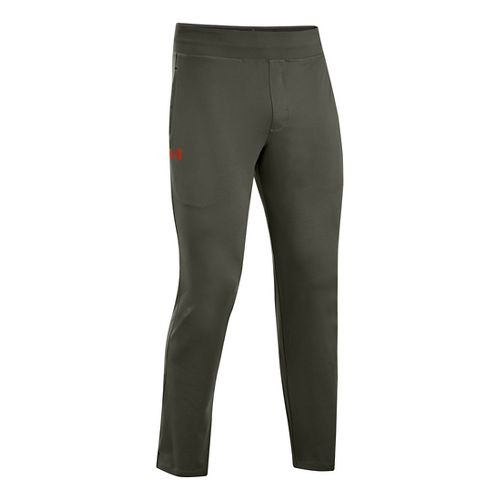 Mens Under Armour X-Alt Knit Full Length Pants - Rifle Green M