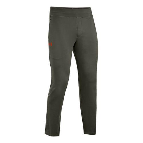 Mens Under Armour X-Alt Knit Full Length Pants - Rifle Green XL