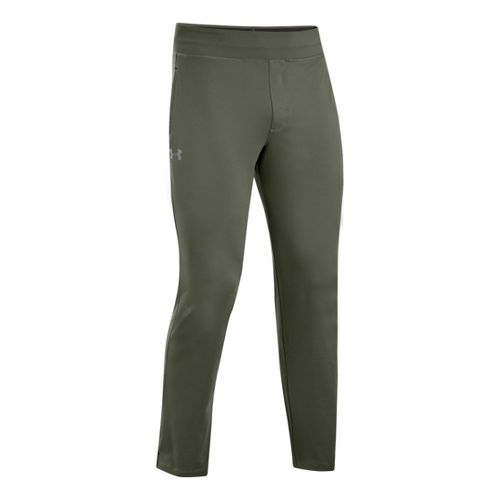 Mens Under Armour X-Alt Knit Full Length Pants - Rough MT