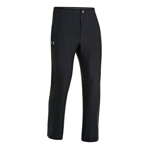 Mens Under Armour X-Alt Woven Full Length Pants - Black L