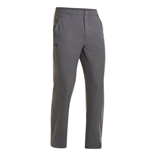 Mens Under Armour X-Alt Woven Full Length Pants - Graphite L