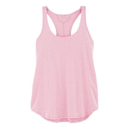 Womens Under Armour UA Studio Cross-Town Tanks Technical Tops - Chaos M