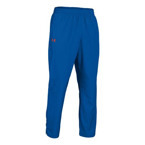 Mens Under Armour Vital Woven Full Length Pants - Scatter/Volcano M