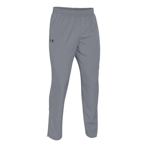 Mens Under Armour Vital Woven Full Length Pants - Midnight Navy S