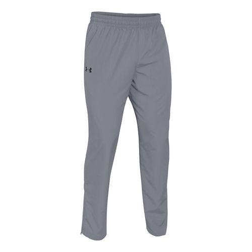 Mens Under Armour Vital Woven Full Length Pants - Midnight Navy XL