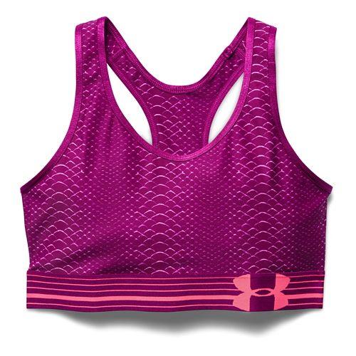 Women's Under Armour�Mid Printed Sports Bra