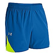 "Mens Under Armour Coldblack Run 5"" Lined Shorts"