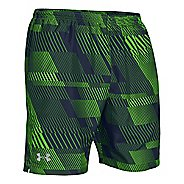 "Mens Under Armour Escape 7"" Printed Lined Shorts"