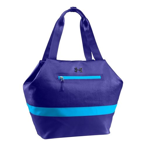Womens Under Armour UA Perfect Flow Tote Bags - Caspian/Electric Blue