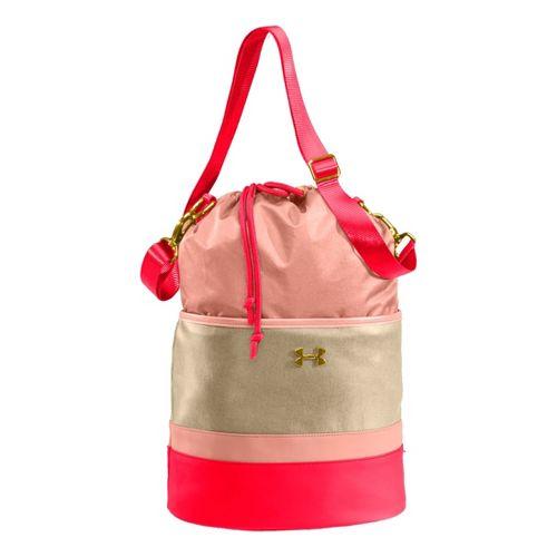 Womens Under Armour UA Wear 2 Ways Bags - Light Khaki/After Glow