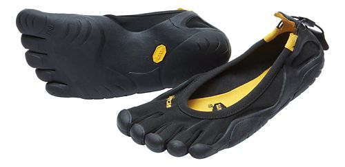Womens Vibram FiveFingers Classic Running Shoe - Black 34