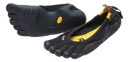 Womens Vibram FiveFingers Classic Running Shoe - Black/Black 40