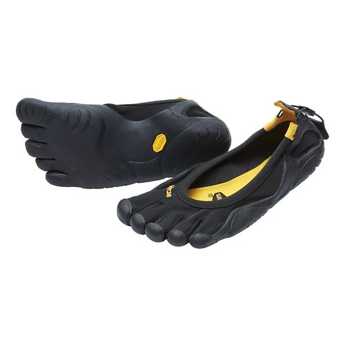 Womens Vibram FiveFingers Classic Running Shoe - Black 37