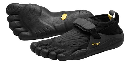 Mens Vibram FiveFingers KSO Running Shoe - Black 42