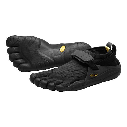 Mens Vibram FiveFingers KSO Running Shoe - Black 46