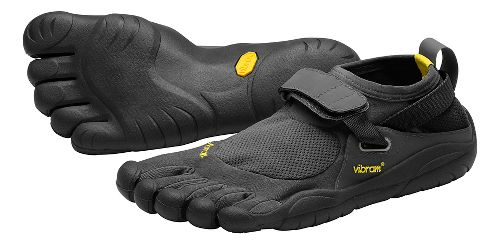 Womens Vibram FiveFingers KSO Running Shoe - Black 43