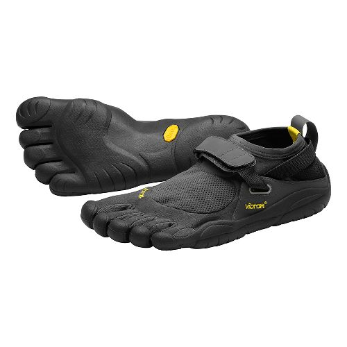 Womens Vibram FiveFingers KSO Running Shoe - Black 36
