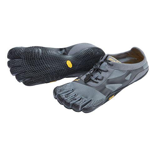 Mens Vibram FiveFingers KSO EVO Running Shoe - Grey/Black 39