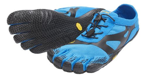 Mens Vibram FiveFingers KSO EVO Running Shoe - Blue/Black 42