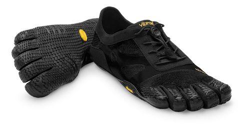 Mens Vibram FiveFingers KSO EVO Running Shoe - Black 38