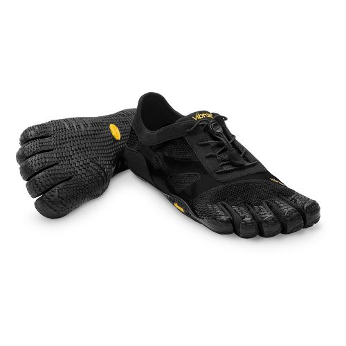 Mens Vibram FiveFingers KSO EVO Running Shoe - Black 39