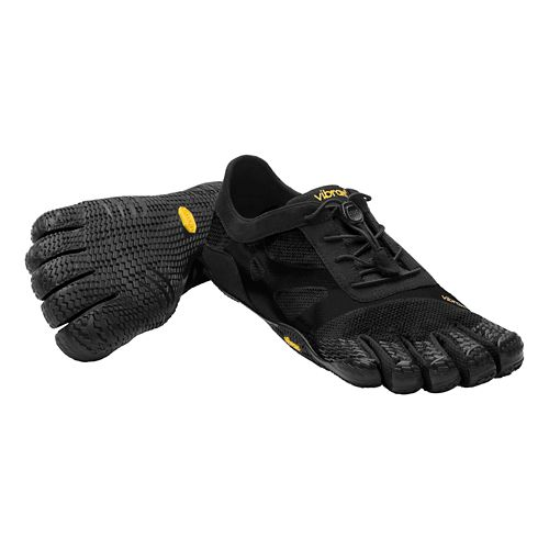 Womens Vibram FiveFingers KSO EVO Running Shoe - Black 36