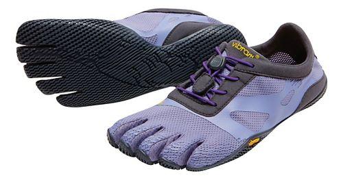 Womens Vibram FiveFingers KSO EVO Running Shoe - Lavender/Purple 37