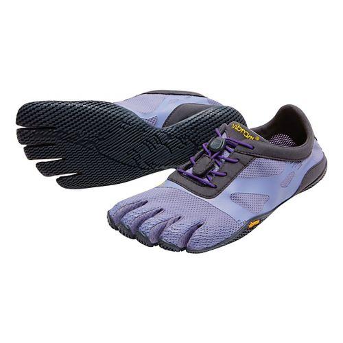 Womens Vibram FiveFingers KSO EVO Running Shoe - Grey/Pink 36