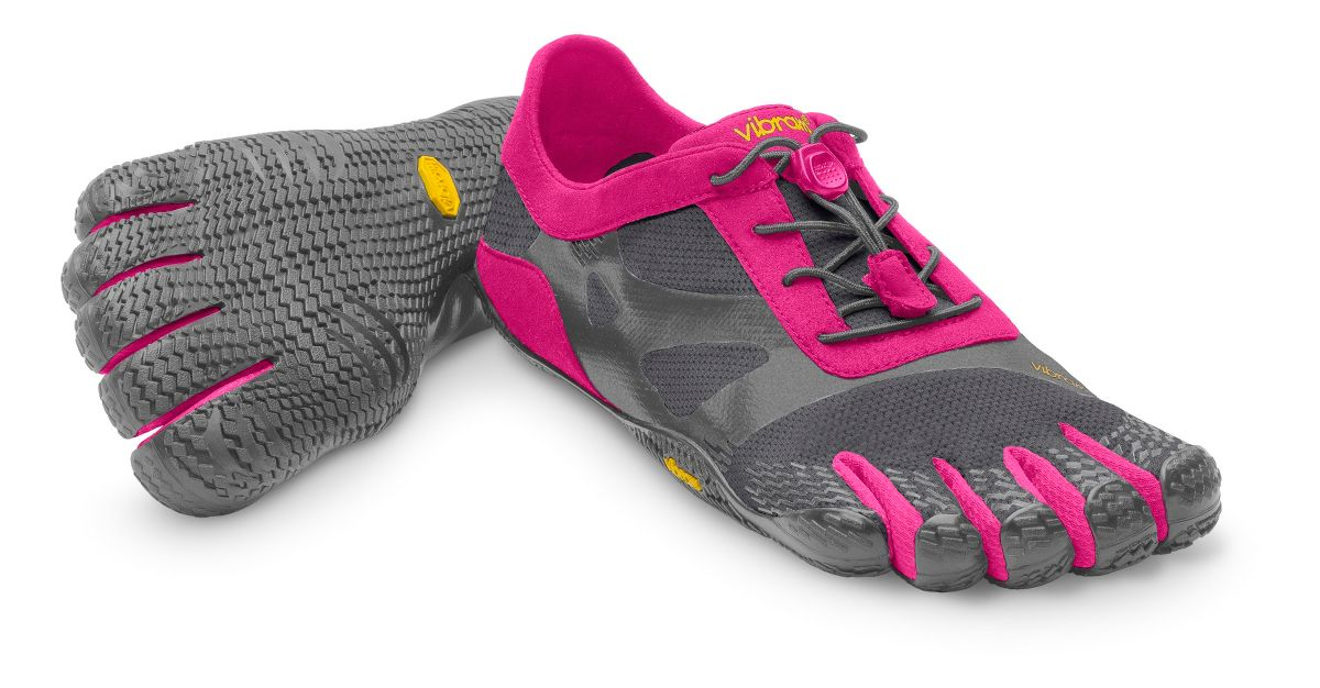 womens vibram fivefingers bikila evo running shoe at road