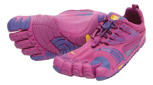 Womens Vibram FiveFingers KMD Sport LS Running Shoe - Purple 36