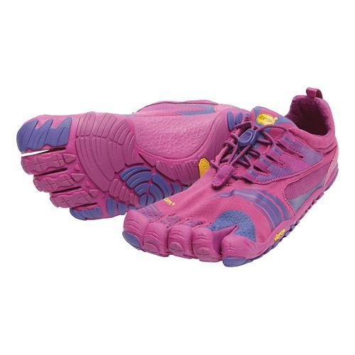 Womens Vibram FiveFingers KMD Sport LS Running Shoe - Purple 37