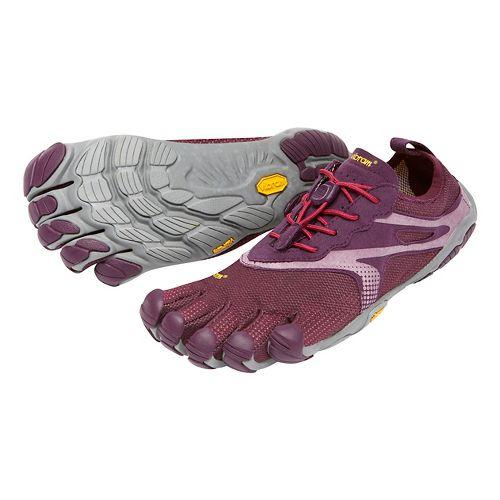 Womens Vibram FiveFingers Bikila EVO Running Shoe - Purple/Grey 37