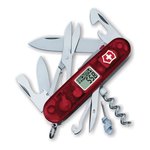 Victorinox Traveler Lite Fitness Equipment - Red