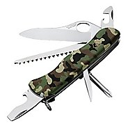 Victorinox One-Hand Trekker Camo Fitness Equipment