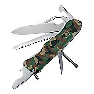 Victorinox One-Hand Trekker Camo NS Fitness Equipment