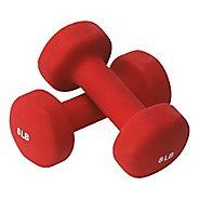 Valeo 8lb Hand Weights Fitness Equipment