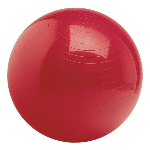 Valeo 75 Body Ball Fitness Equipment - Red